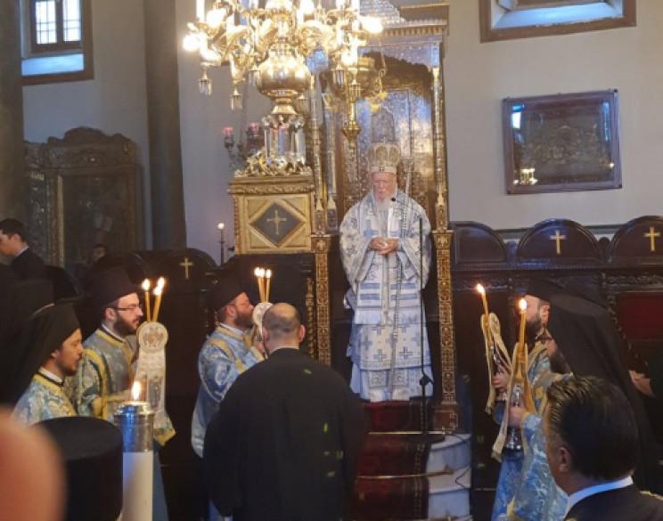 Варфоломей поздравил ПЦУ с признанием пр…