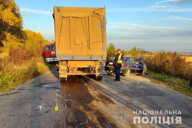 У ДТП на автодорозі Татарів - Кам'янець-…