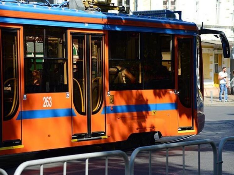 У Краснодарі відновили рух трамваїв післ…