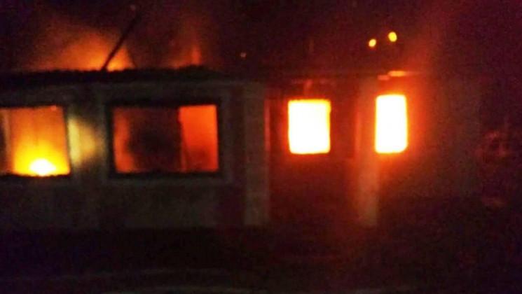 Під Одесою батько підпалив будинок хлопц…