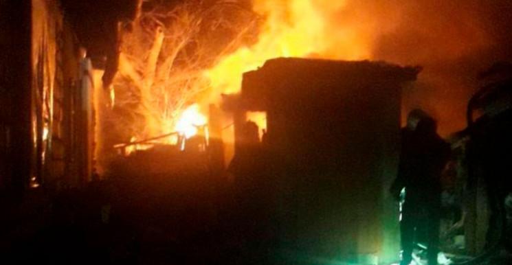 У пожежі на Тернопільщині пролунав вибух…