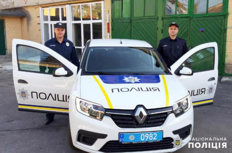 Поліцейських Славути підсилили службовим…
