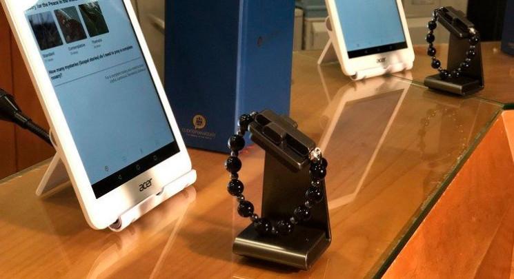 Диджитализация веры: Электронный розарий…