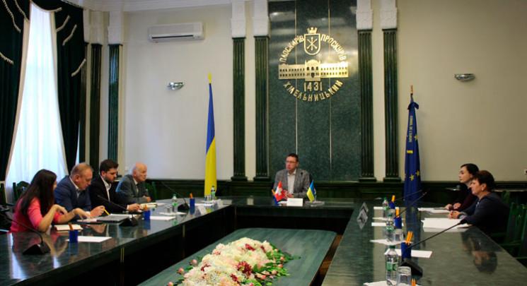 Хмельницький стане першим містом в Украї…
