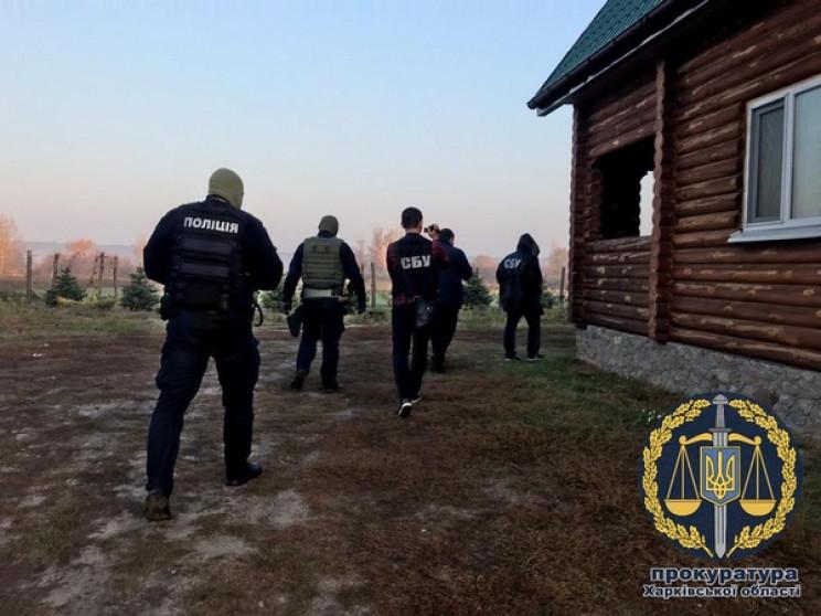 На Харківщині посадовців лісгоспу підозр…