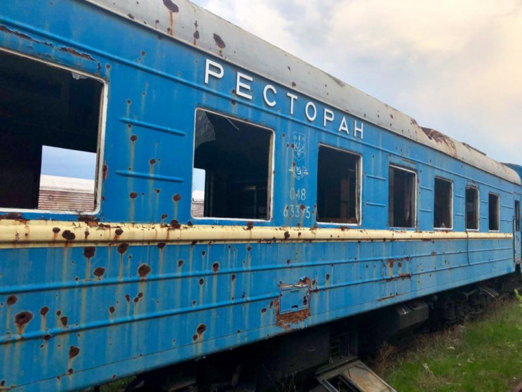 Київ не відновлює залізничне сполучення…