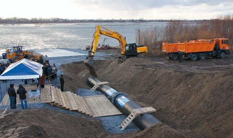 У Миколаєві прокладають дюкер через річк…