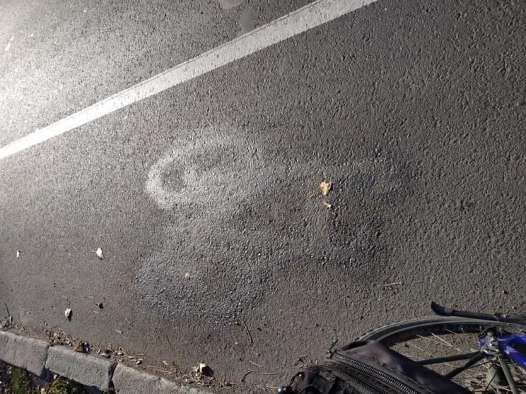 У Хмельницькому замалювали знаки, що поз…