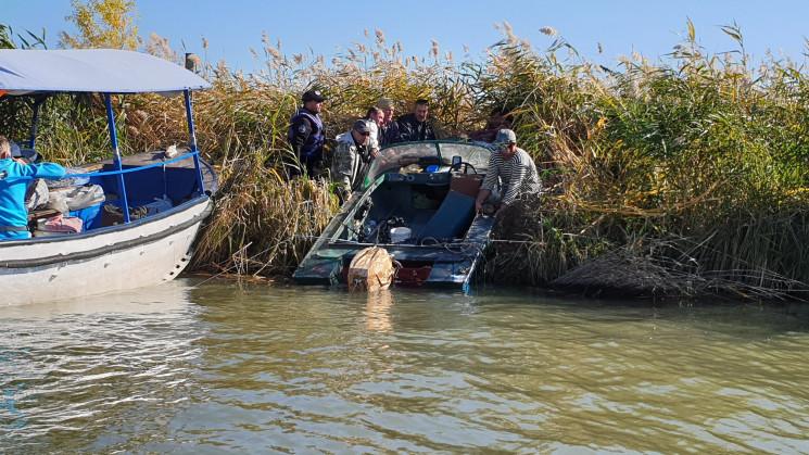 На Одещині мало не потонув рибалка разом…