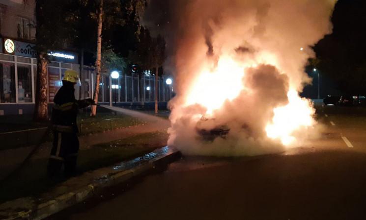 У Кременчуці на Полтавщині вщент згоріла…