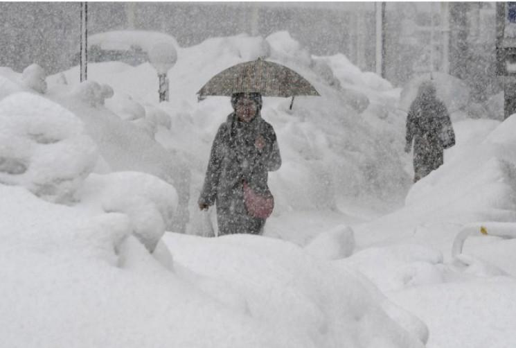 Киян лякають рекордними морозами і сніго…