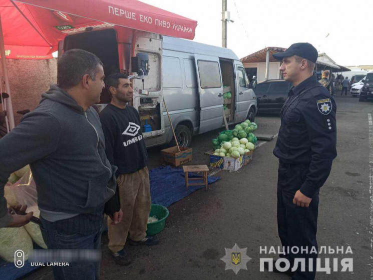 У Мукачеві поліція перевіряє мігрантів…