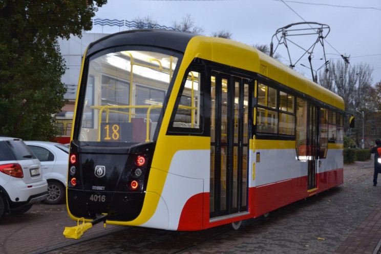 Одеські трамваї визнані найекономнішими…