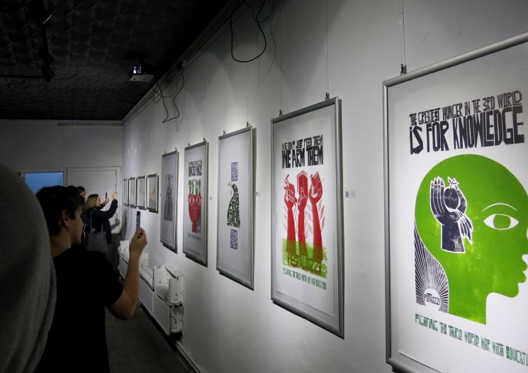 У Харкові відкрили музей еко-плакату з д…