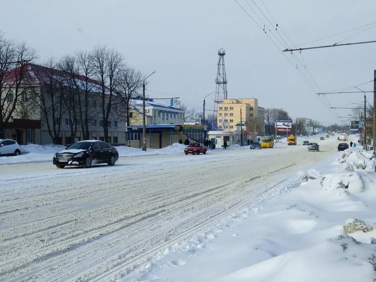 Взимку дороги Полтавщини посипатимуть су…