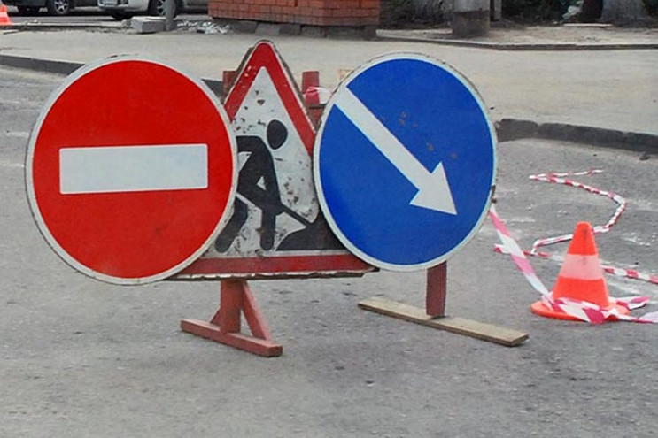 В Ужгороді перекриють вулицю Капушанську…
