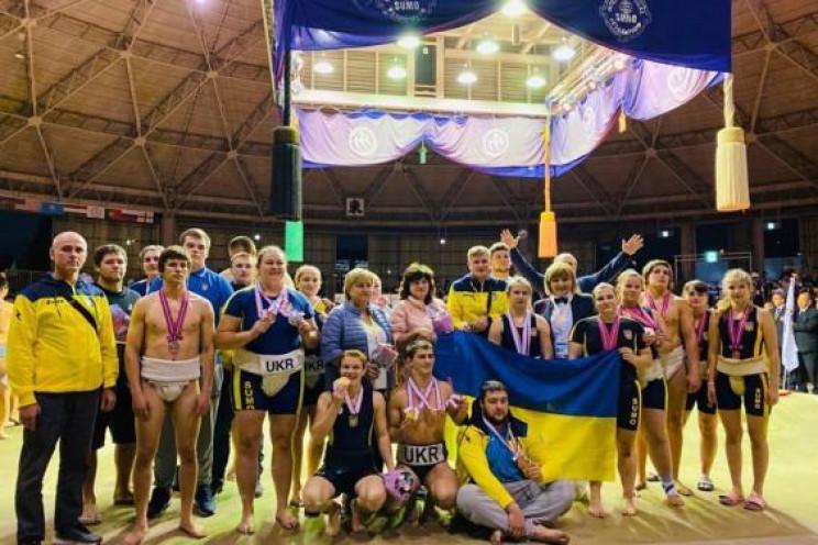 Харківські сумоїсти вибороли нагороди че…