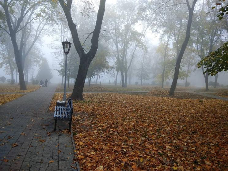 Хмари і туман: 22 жовтня на полтавців че…