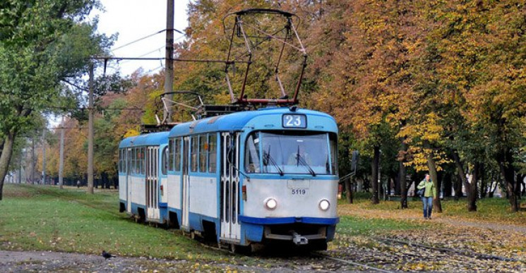 Трамваї №23 і 26 курсуватимуть за змінен…