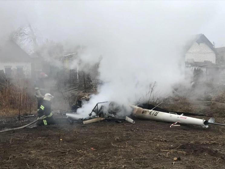 Мосийчук: В авиакатастрофе разбился экс-…