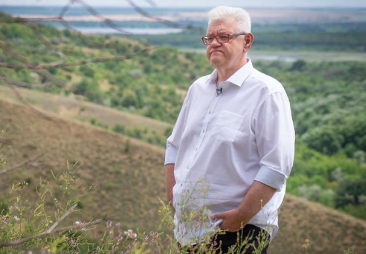 Сивохо приїхав на Донбас…