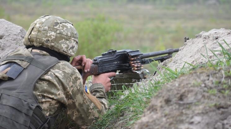 Боевики палят по всем направлениям: К сч…