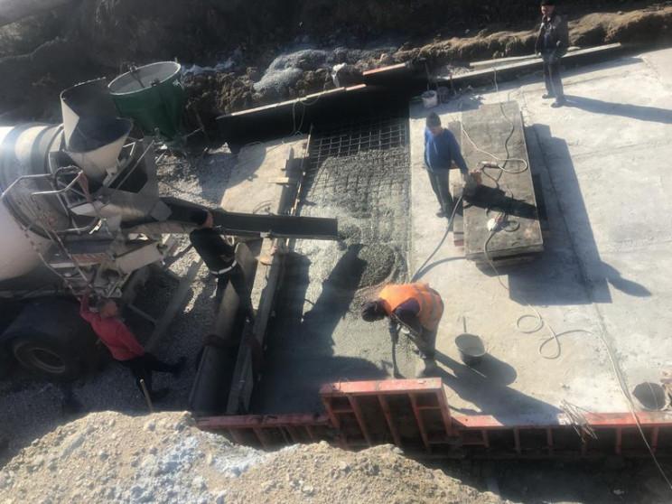 У Бобринецькому районі відбудовують греб…