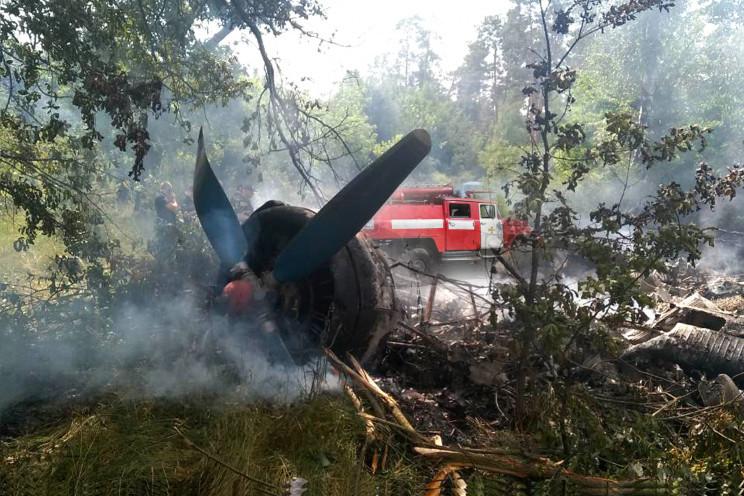 Авіакатастрофи на Полтавщині: Як впродов…