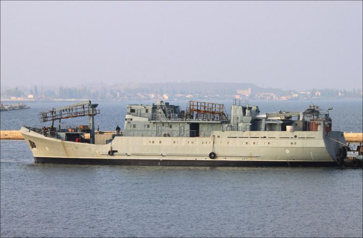 В Одесі добудують український корабаль-р…