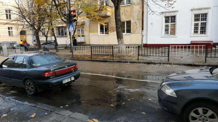У Львові розпочався потоп (ФОТО, ВІДЕО)…