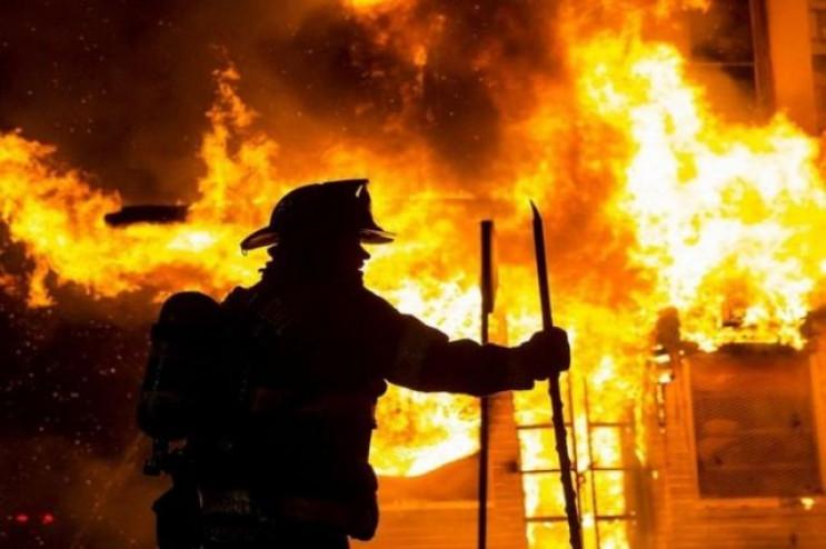 Людський фактор – головна причина пожеж…
