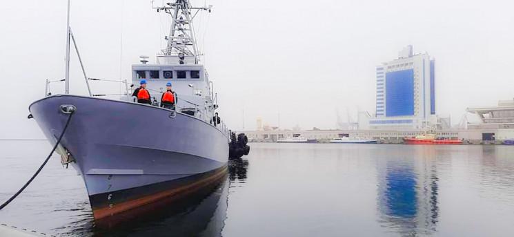 ВМС запрошує військових на службу на кат…