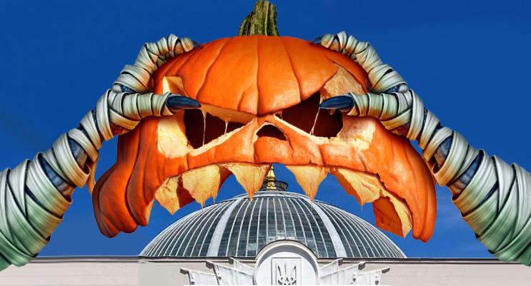 Хэллоуин-2020: Как Зеленский перевоплоти…