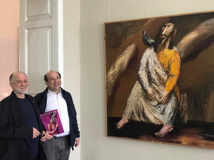 Одесский художественный музей посетил Ро…