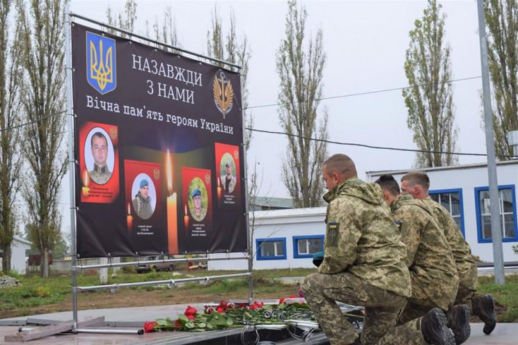 Одеський батальйон морської піхоти повер…