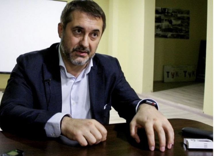 Уроженец Северодонецка, депутат из Мукач…