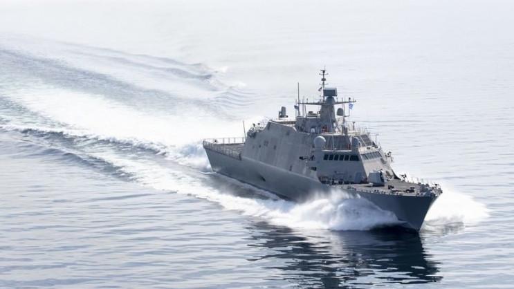 ВМС США ввели в дію бойовий корабель Ind…