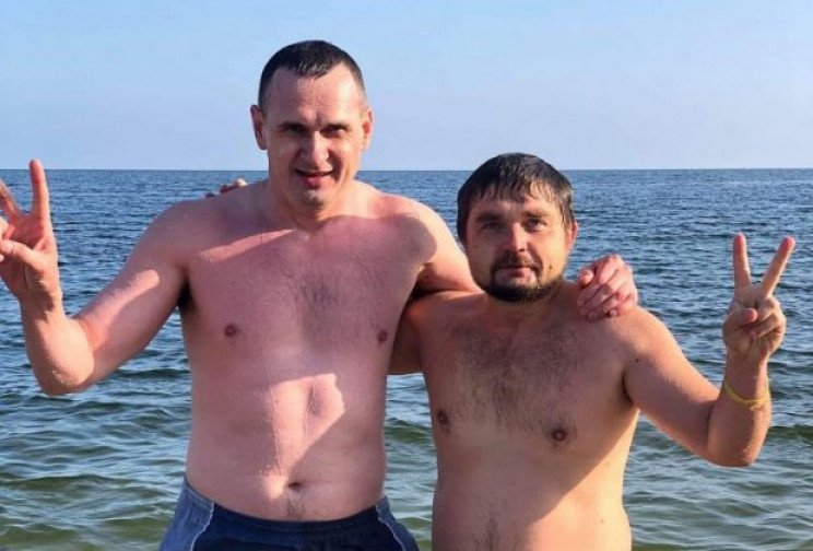 Сенцов в Одесі вперше за шість років вик…