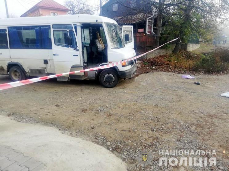 На Буковині мікроавтобус збив на смерть…