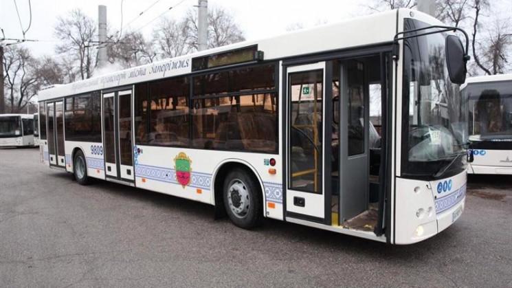 У Запоріжжі подовжать автобусний маршрут…