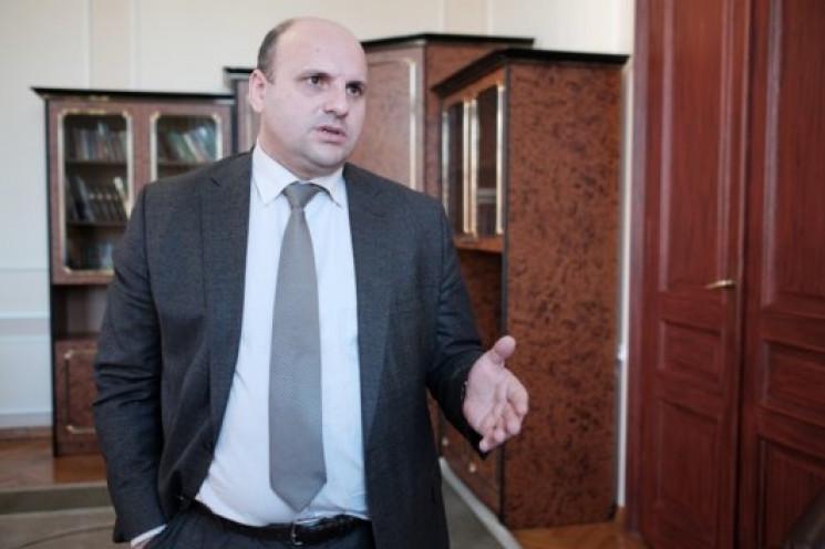 Очільника Чернівецької облради підозрюют…
