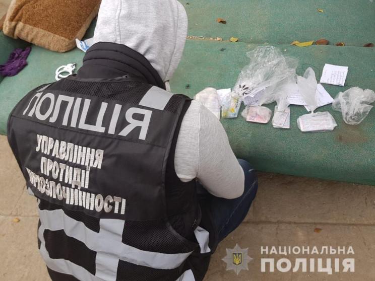 У Мелітополі затримали наркоторговця з…