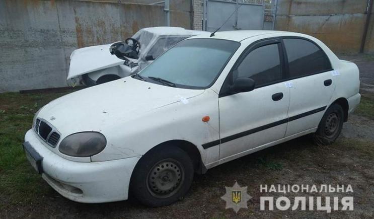 На Запоріжжі п'яний чоловік викрав авто…