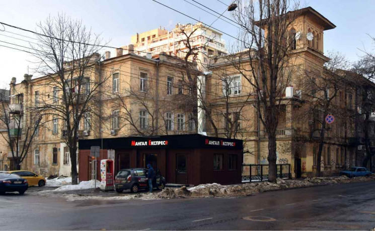 Суд наклав арешт на особняк Переяславцев…