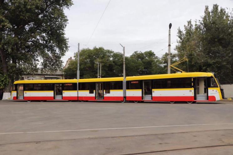 Одеса отримає на нові трамваї 20 мільйон…