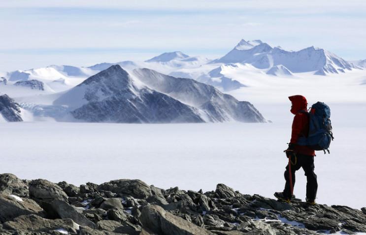 Як в Антарктиді тестують космічні технол…