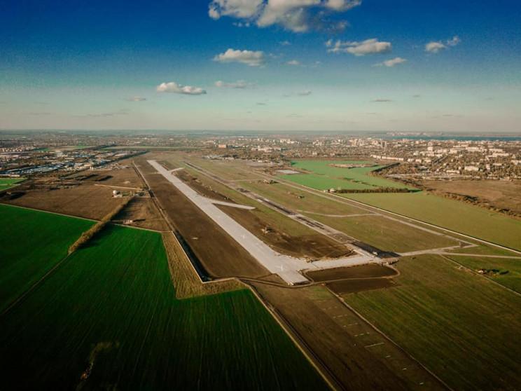 В одеському аеропорту завершується будів…