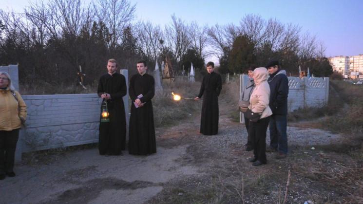 Мешканці Бердянська влаштували екскурсію…