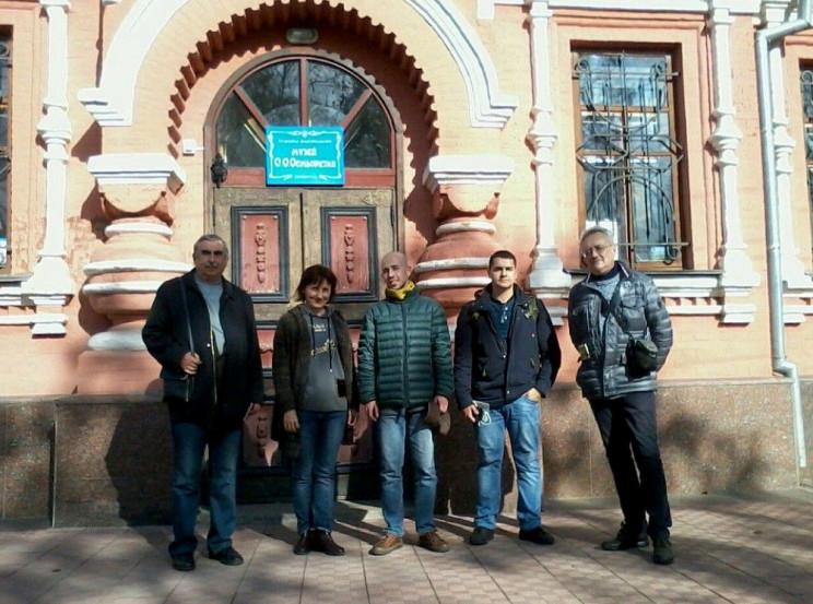 В Кропивницком столичные эксперты разраб…
