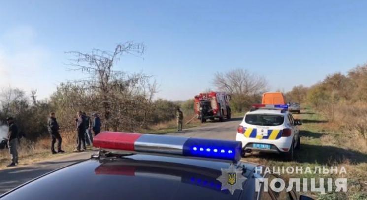 На Одещині сталася ДТП: Двоє загинули, т…